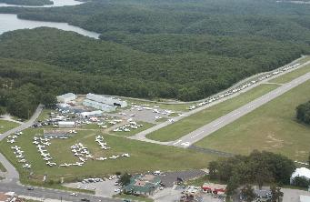 Grand Glaize Airport