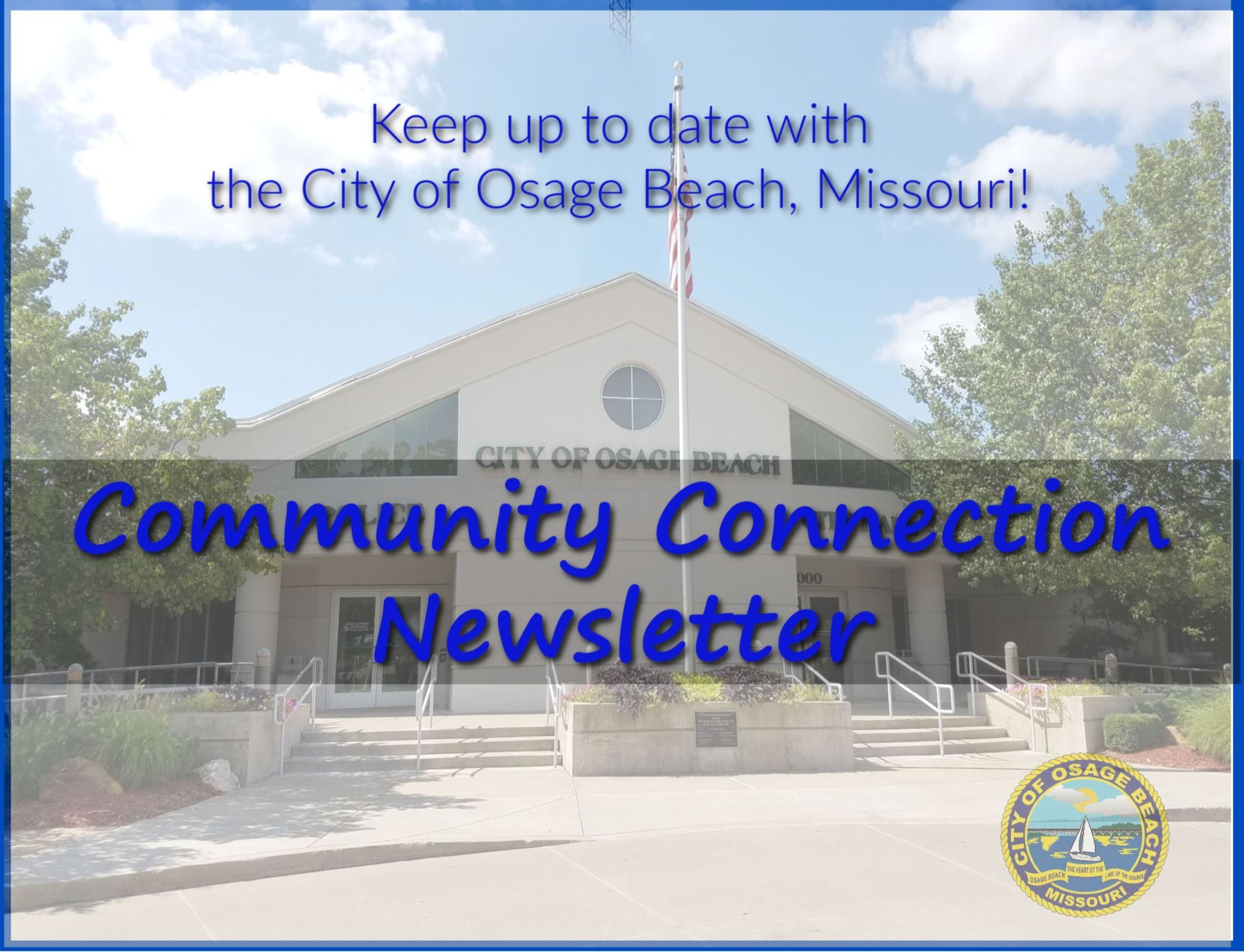 Community Connection Newsletter Title