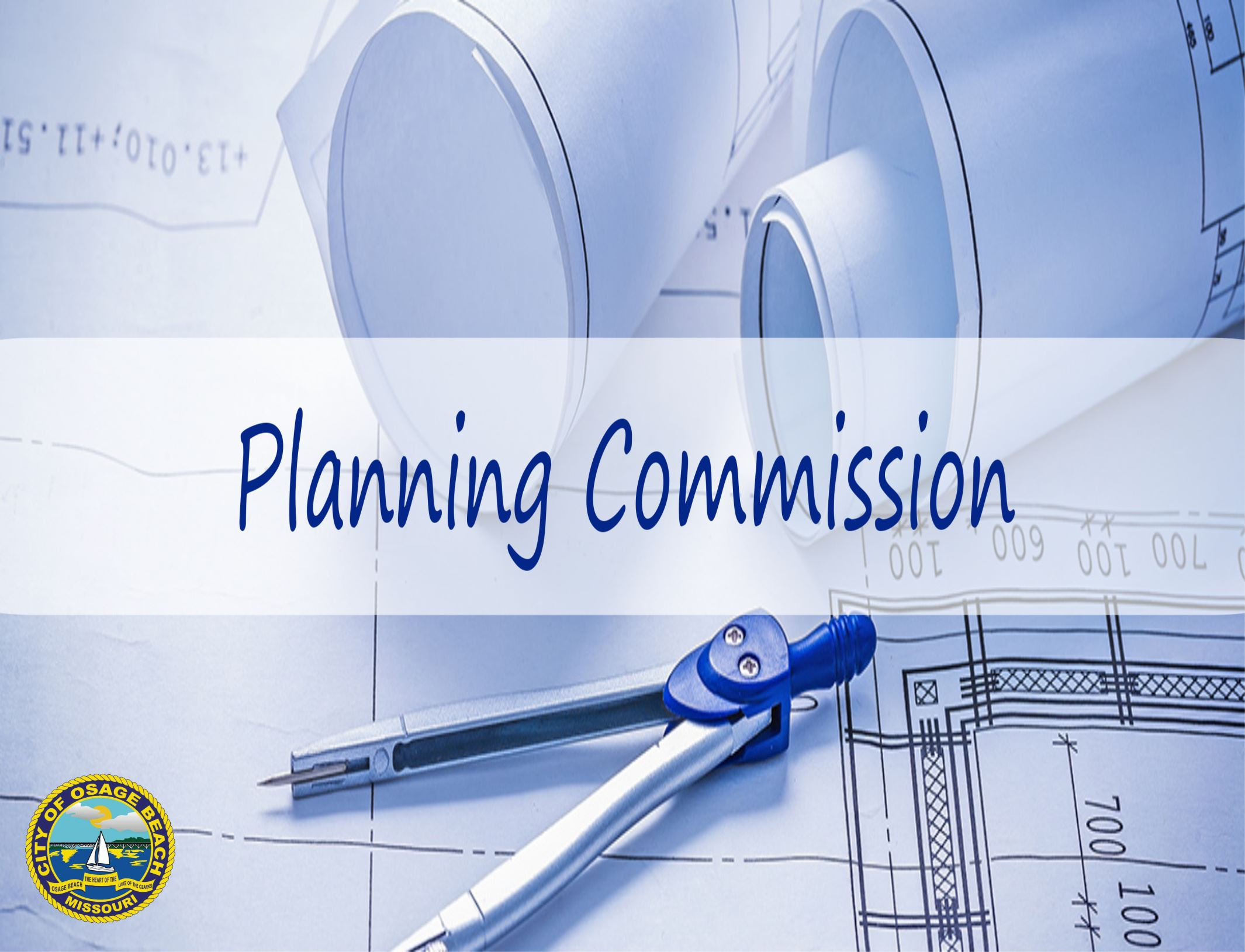 Planning & Zoning Commission Sign