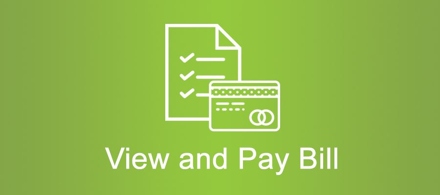 View and pay Utility bill Opens in new window